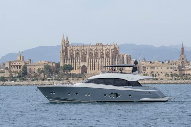 Monte Carlo Yacht  MCY 76