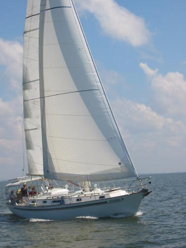 40' Passport Yachts 1988 Passport 40