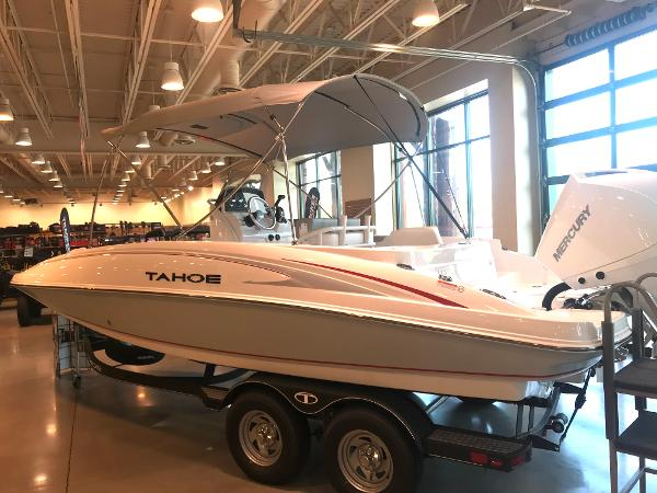 2020 Tahoe boat for sale, model of the boat is 2150 CC & Image # 1 of 91