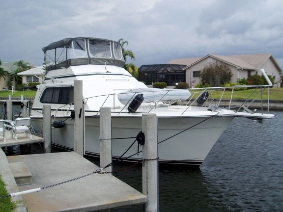 Egg Harbor - 41 Convertible Convertible Boats. Listing Number: M-3604003