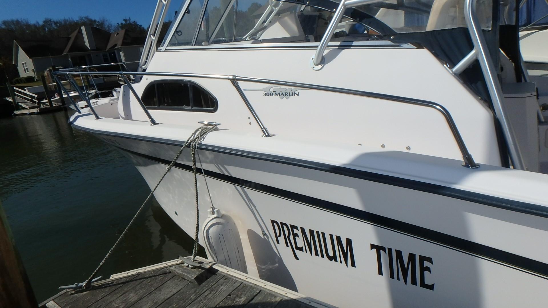 Grady-white 300 Marlin WA - Photo: #4