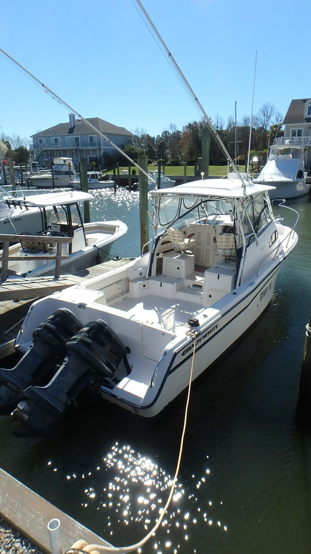 Grady-white 300 Marlin WA - Photo: #5
