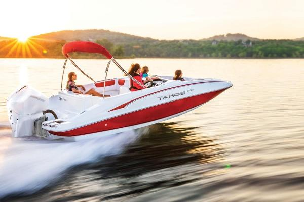 2020 Tahoe boat for sale, model of the boat is 2150 & Image # 3 of 22