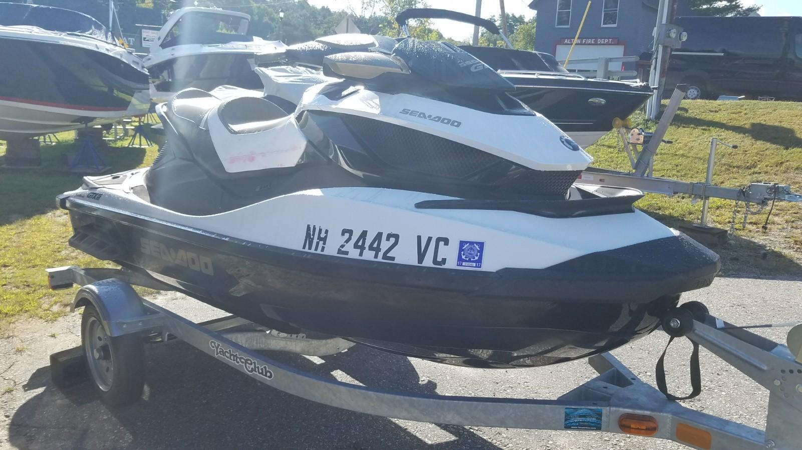 2013 Sea Doo PWC boat for sale, model of the boat is GTX S 155 & Image # 6 of 8