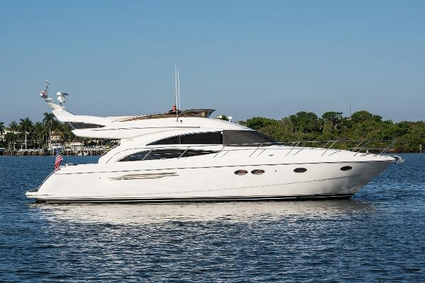 2007 57' Princess Motor Yacht
