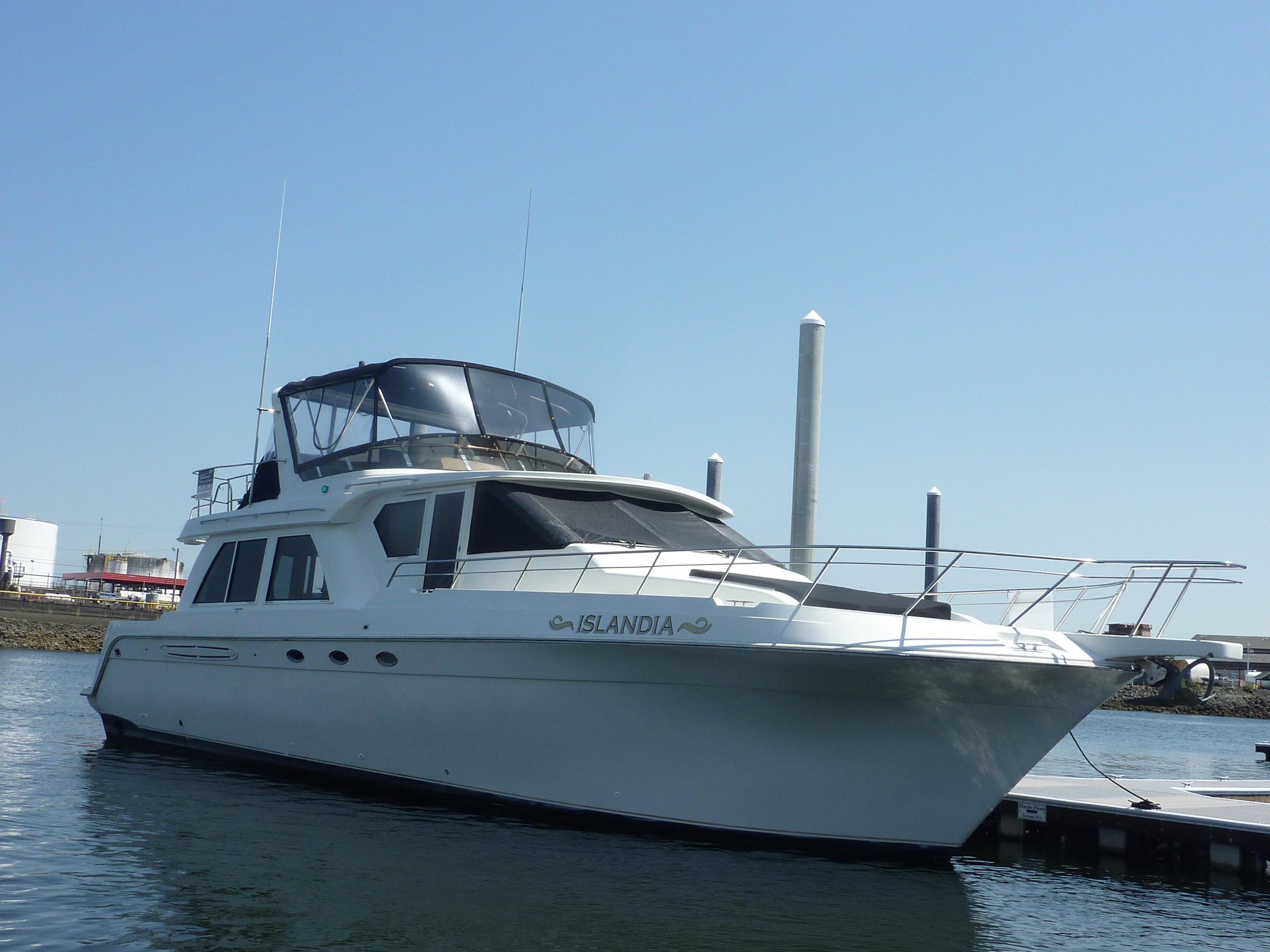 Navigator 5800 Pilothouse