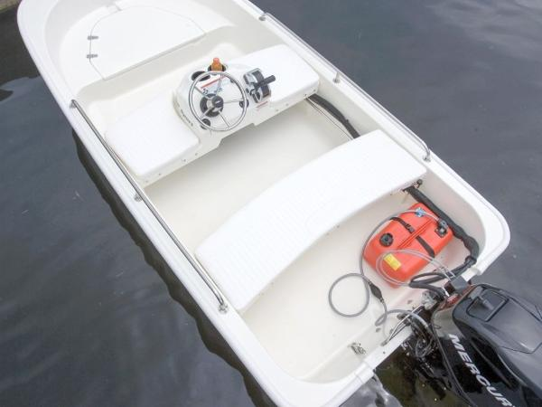 2020 Boston Whaler boat for sale, model of the boat is 110 Sport & Image # 7 of 22