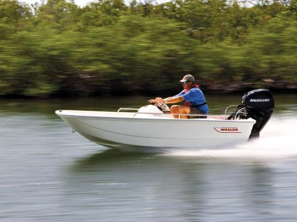 2020 Boston Whaler boat for sale, model of the boat is 110 Sport & Image # 10 of 22
