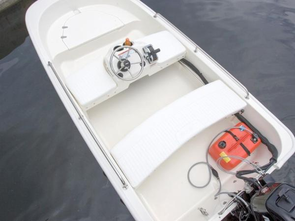 2020 Boston Whaler boat for sale, model of the boat is 110 Sport & Image # 12 of 22