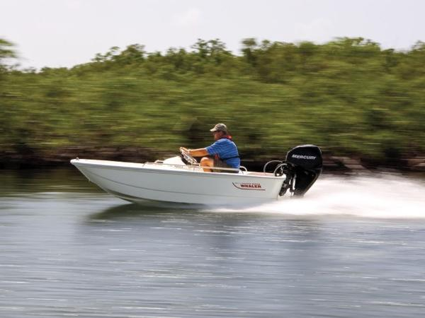 2020 Boston Whaler boat for sale, model of the boat is 110 Sport & Image # 15 of 22