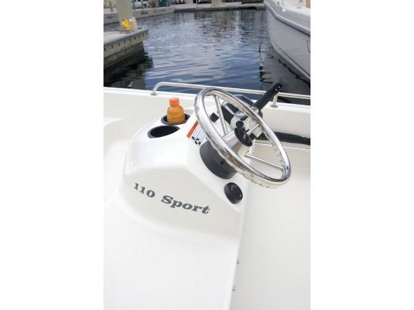 2020 Boston Whaler boat for sale, model of the boat is 110 Sport & Image # 20 of 22