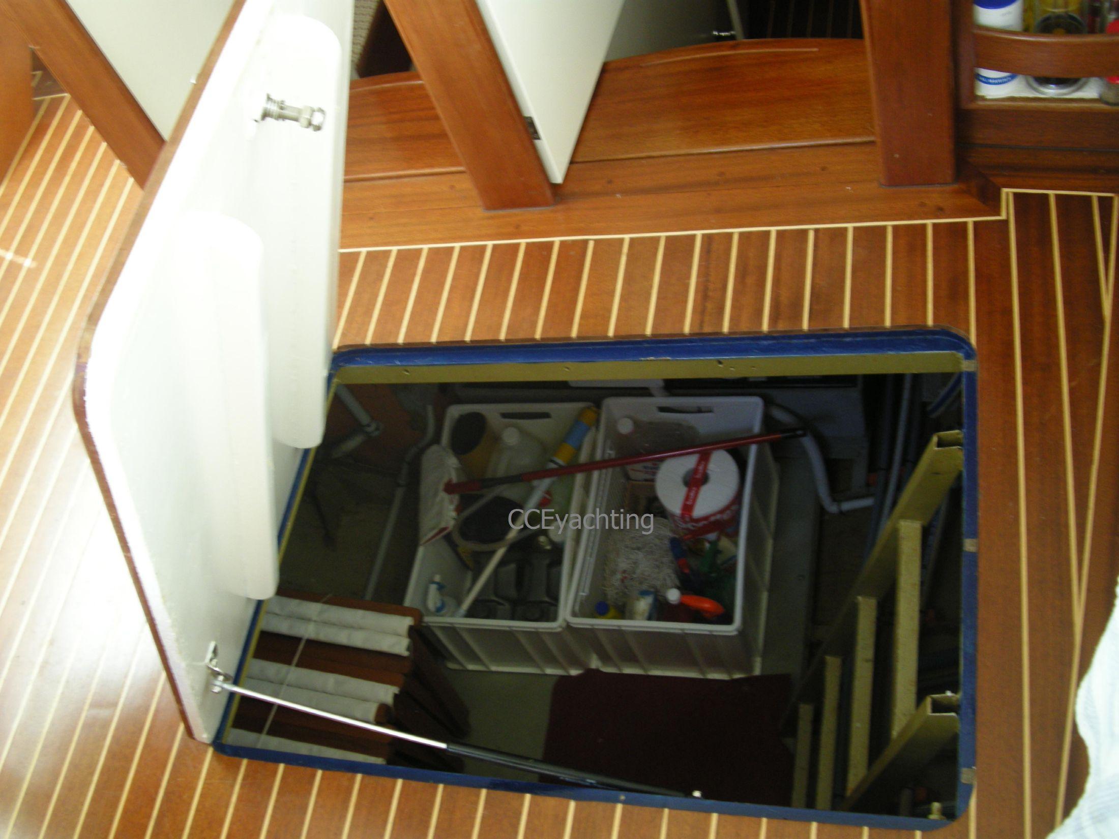 Custum Burd Trawler One Off