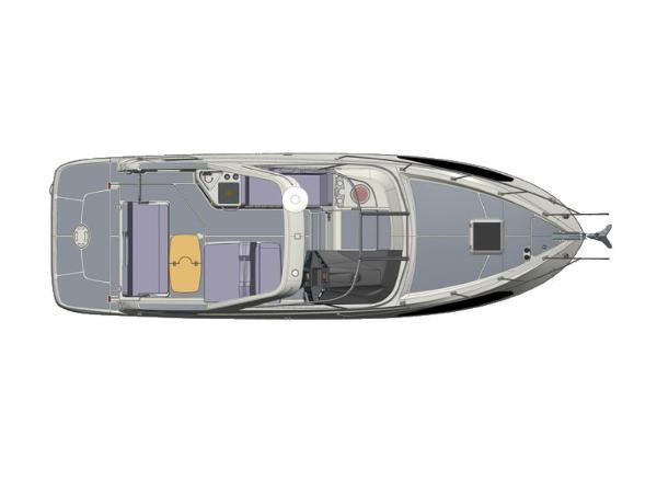 2020 Bayliner boat for sale, model of the boat is Ciera 8 & Image # 16 of 22