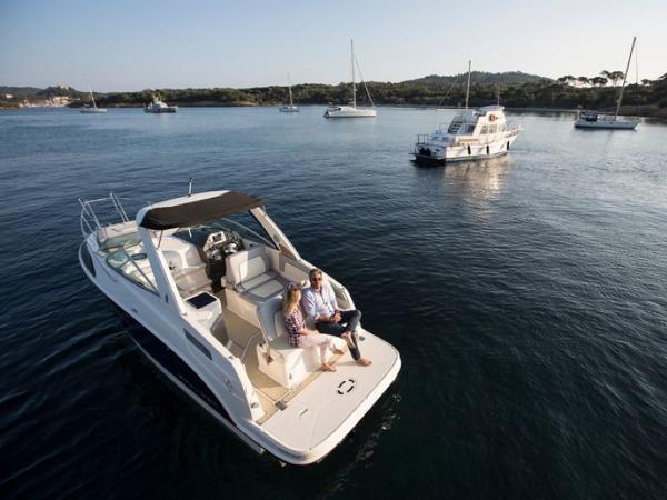 2020 Bayliner boat for sale, model of the boat is Ciera 8 & Image # 20 of 22