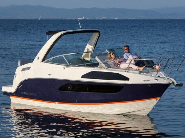 2020 Bayliner boat for sale, model of the boat is Ciera 8 & Image # 21 of 22