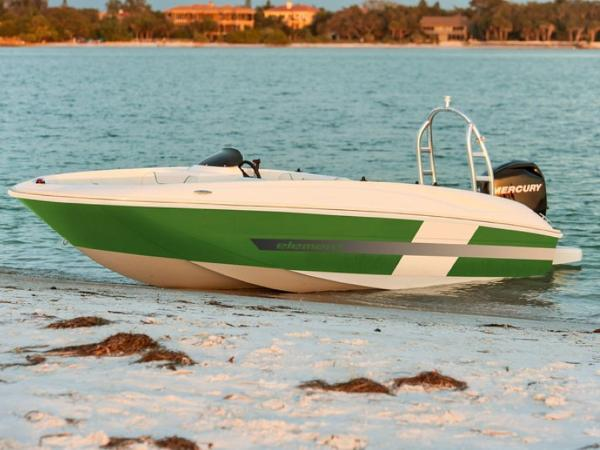 2020 Bayliner boat for sale, model of the boat is ELEMENT E5 & Image # 3 of 41