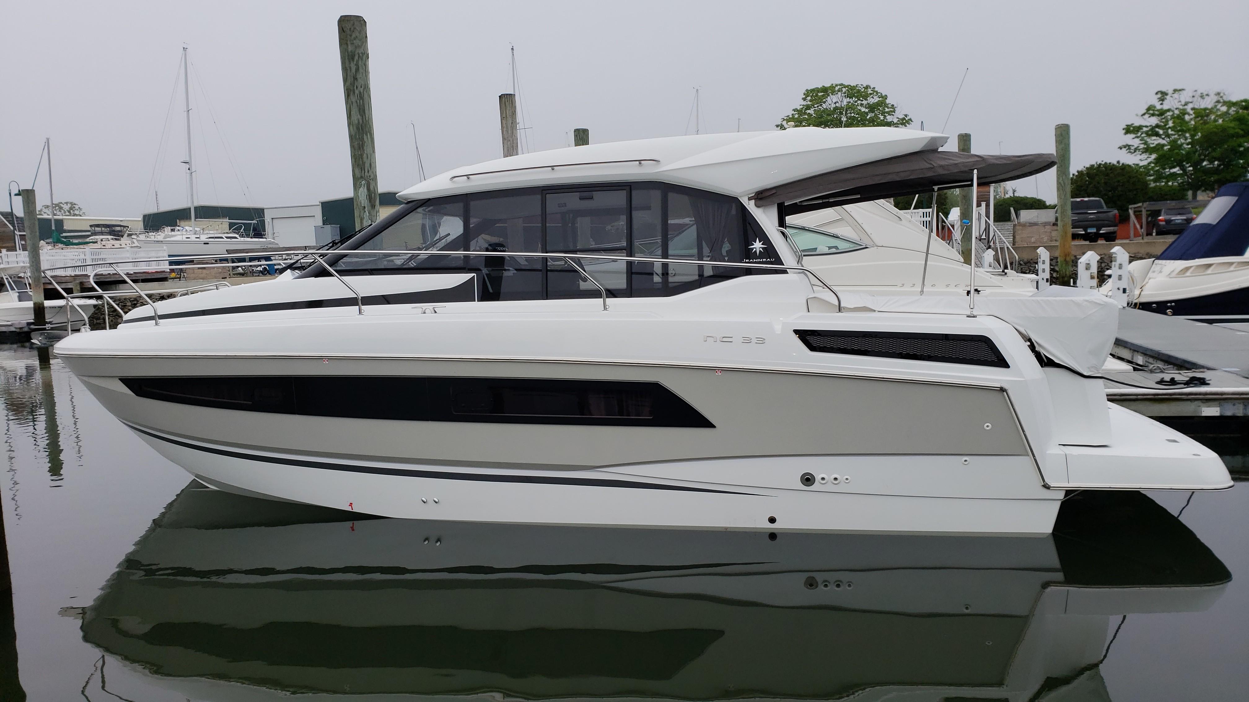 New Jeanneau Boats For Sale - Louis Marine Ltd