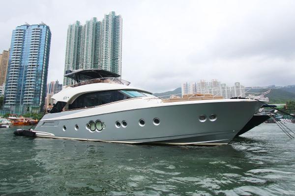 Monte Carlo Yachts 70 Profile