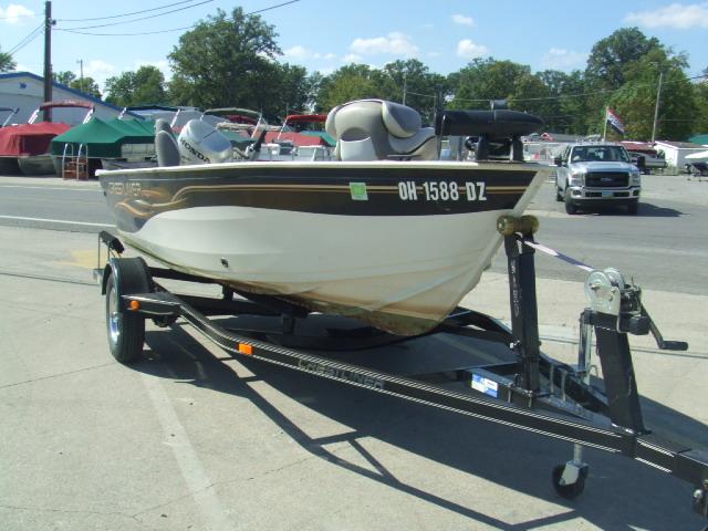2005 CRESTLINER 1440 ANGLER for sale