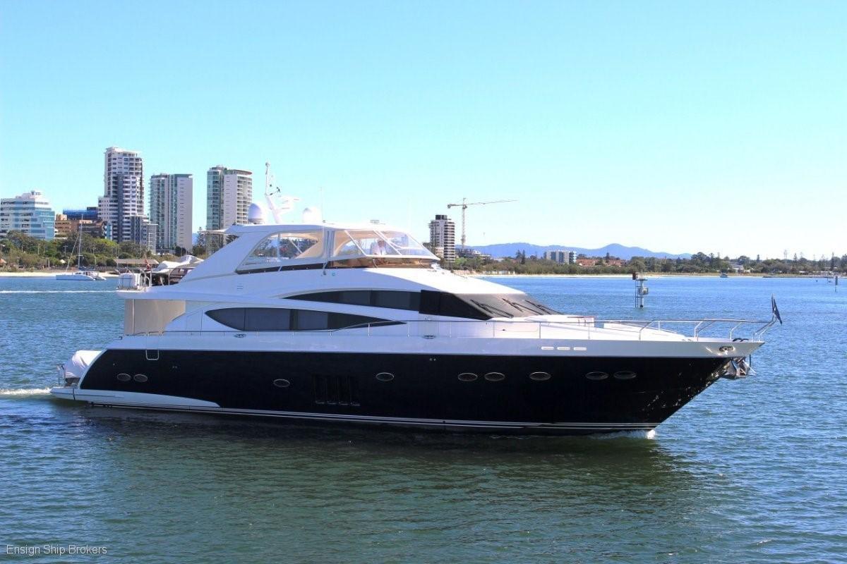85 ft Princess 85 Motor Yacht