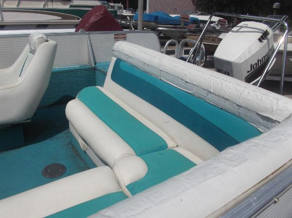 1997 Princecraft boat for sale, model of the boat is VEN 2210B & Image # 9 of 14