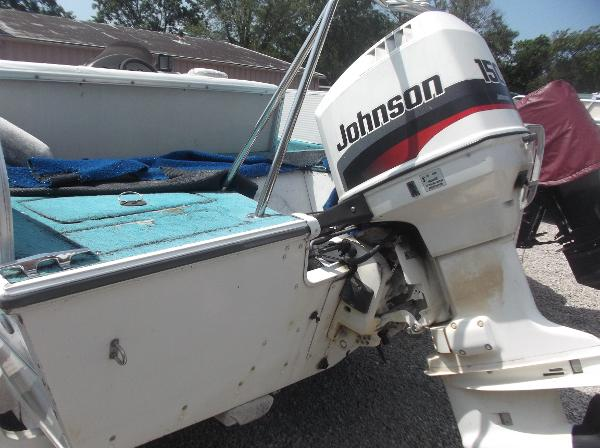 1997 Princecraft boat for sale, model of the boat is VEN 2210B & Image # 12 of 14