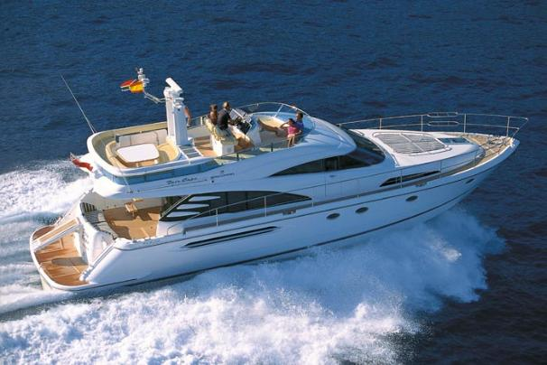 Fairline Squadron 58 boat for sale - 816347