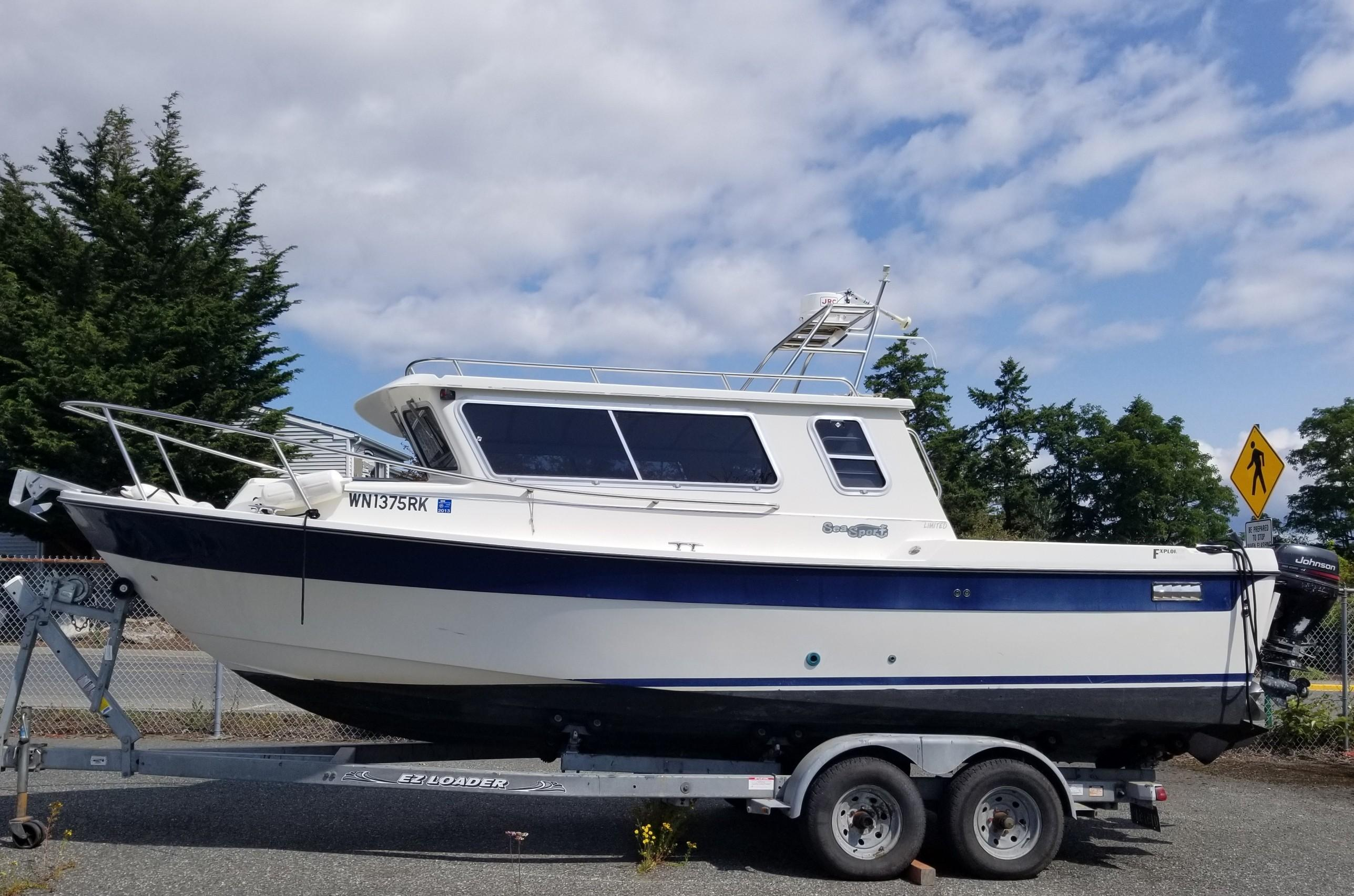 Picture Of:  24' Sea Sport Explorer 2400 2001Yacht For Sale   16