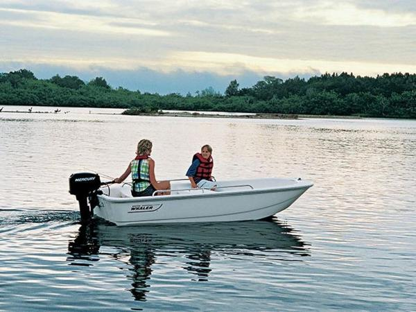 2020 Boston Whaler boat for sale, model of the boat is 110 Tender & Image # 1 of 5