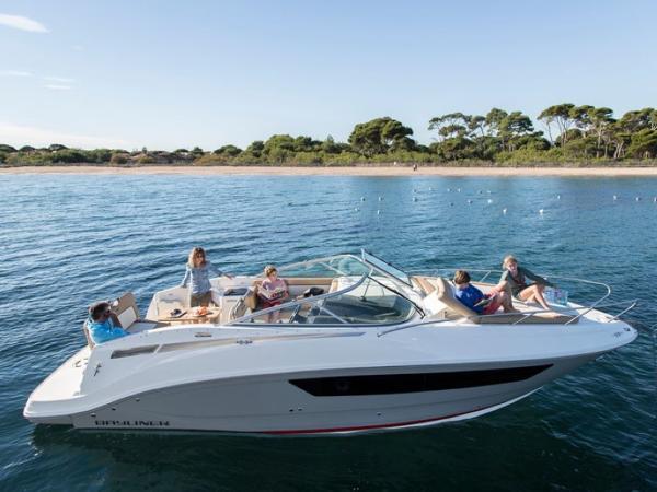 2020 Bayliner boat for sale, model of the boat is Ciera 8 Sport & Image # 6 of 16