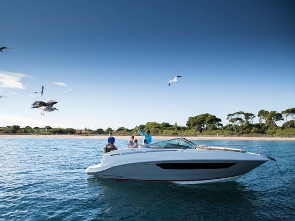 2020 Bayliner boat for sale, model of the boat is Ciera 8 Sport & Image # 9 of 16