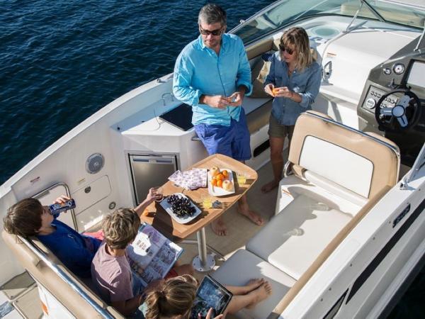 2020 Bayliner boat for sale, model of the boat is Ciera 8 Sport & Image # 12 of 16