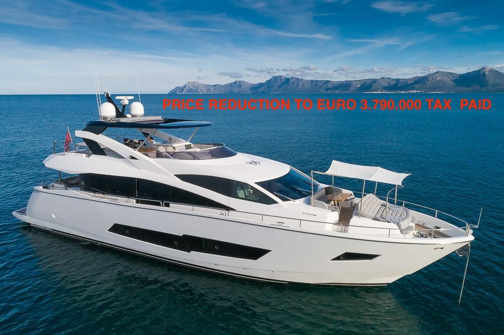 86.42 ft Sunseeker 86 Yacht