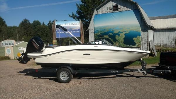 2018 SEA RAY SPX 190 OB for sale