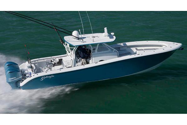 Used Yellowfin Boats For Sale Hmy Yacht Sales