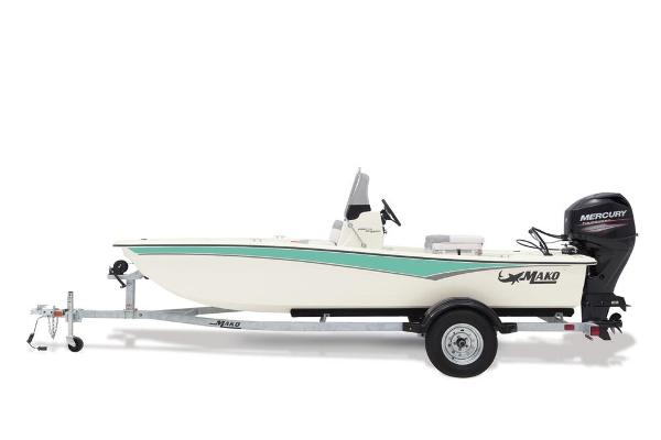 2020 Mako boat for sale, model of the boat is Pro Skiff 15 CC & Image # 9 of 39