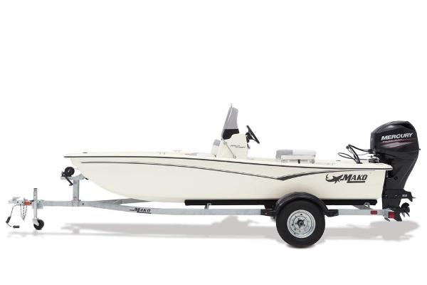 2020 Mako boat for sale, model of the boat is Pro Skiff 15 CC & Image # 8 of 43