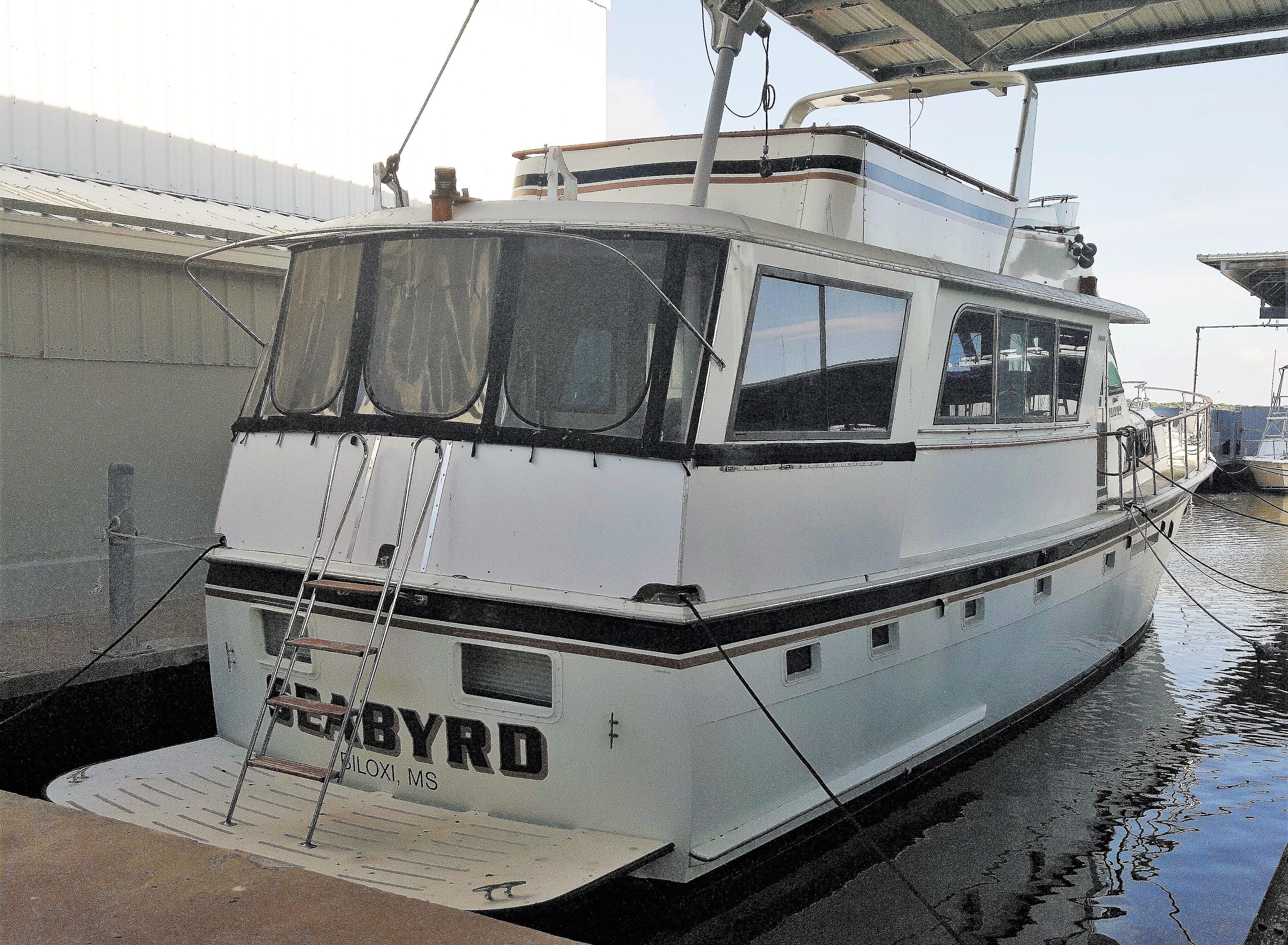 58' Hatteras 1980 58 Motor Yacht
