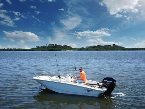 2020 Boston Whaler boat for sale, model of the boat is 130 Super Sport & Image # 2 of 36