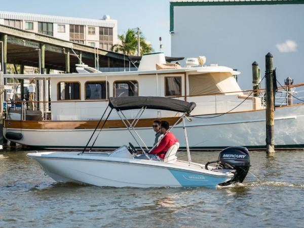 2020 Boston Whaler boat for sale, model of the boat is 130 Super Sport & Image # 3 of 36