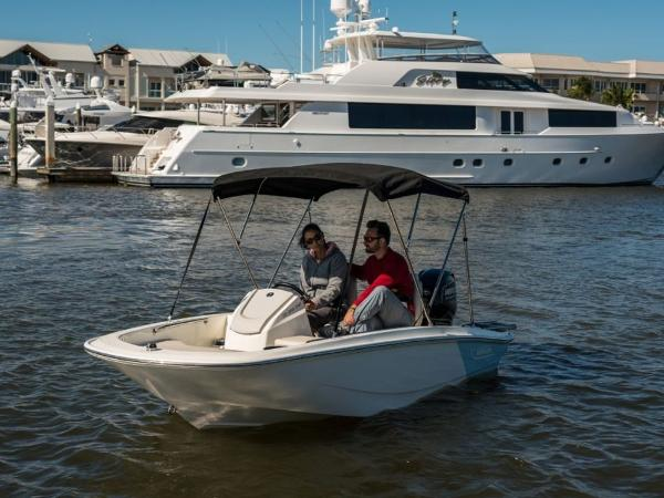 2020 Boston Whaler boat for sale, model of the boat is 130 Super Sport & Image # 5 of 36