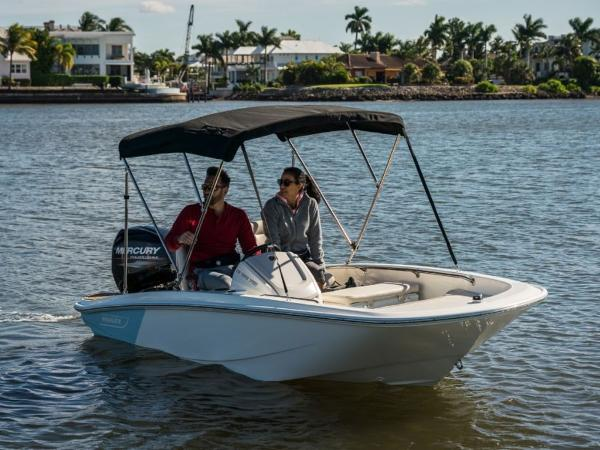 2020 Boston Whaler boat for sale, model of the boat is 130 Super Sport & Image # 8 of 36
