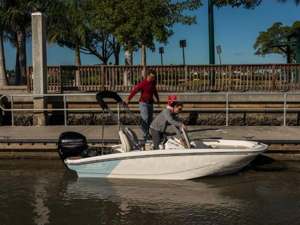 2020 Boston Whaler boat for sale, model of the boat is 130 Super Sport & Image # 23 of 36