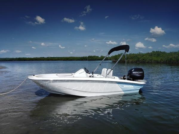 2020 Boston Whaler boat for sale, model of the boat is 130 Super Sport & Image # 24 of 36