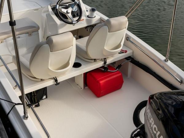 2020 Boston Whaler boat for sale, model of the boat is 130 Super Sport & Image # 30 of 36