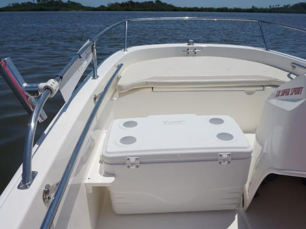 2020 Boston Whaler boat for sale, model of the boat is 130 Super Sport & Image # 33 of 36