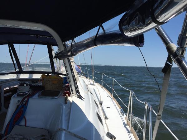 Beneteau Oceanis 50 BoatsalesListing Massachusetts