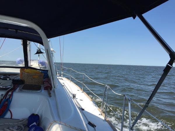 Beneteau Oceanis 50 BoatsalesListing Connecticut