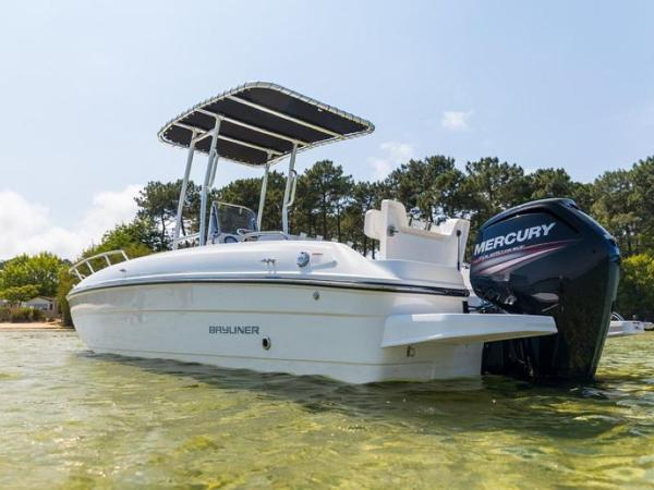 2020 Bayliner boat for sale, model of the boat is Element CC7 & Image # 10 of 23