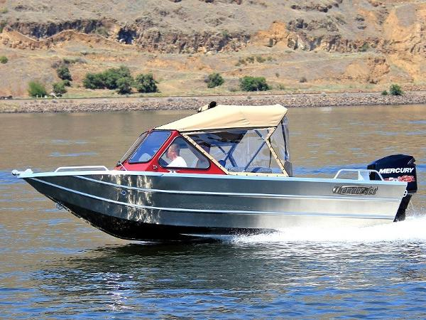 2019 Thunderjet boat for sale, model of the boat is 186 RUSH & Image # 1 of 1